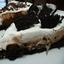 Oreo Triple Layer Chocolate Pie